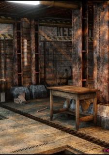 Blackadder- Below The City 4 image 87