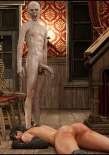 Blackadder- Halloween 2,3D sex porn comics 8 muses
