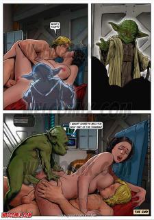 Blockbuster- Star Wars (Wecomix) porn comics 8 muses