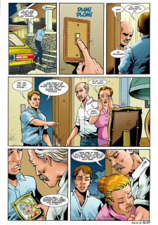 The Blond and the Taxi image 05