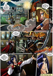 Bloody Sugar 3-4 porn comics 8 muses