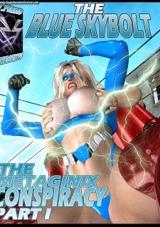 Blue Skybolt- Bucket Face gets His Revenge image 7