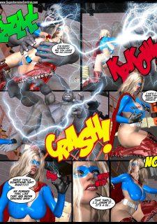 Blue Skybolt- Bucket Face gets His Revenge image 14