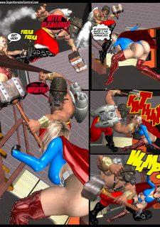 Blue Skybolt- Bucket Face gets His Revenge image 16