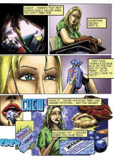 The Bizarre Adventures of Berrygirl image 04