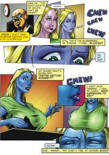 The Bizarre Adventures of Berrygirl image 05