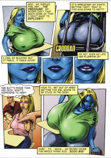 The Bizarre Adventures of Berrygirl image 06