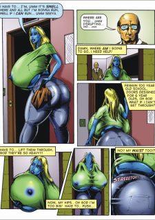 The Bizarre Adventures of Berrygirl image 07
