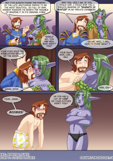Bondage-World of Warcraft Fantasy image 07