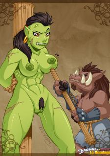 Bondage-World of Warcraft Fantasy image 11
