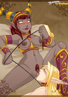 Bondage-World of Warcraft Fantasy image 12