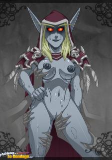 Bondage-World of Warcraft Fantasy image 14