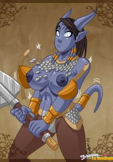 Bondage-World of Warcraft Fantasy image 20