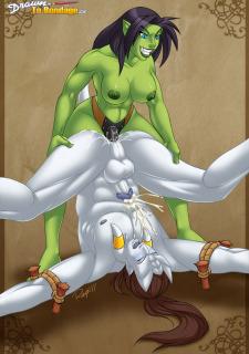 Bondage-World of Warcraft Fantasy image 29