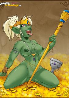 Bondage-World of Warcraft Fantasy image 30