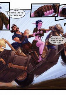 Booty Hunters- World of Warcraft image 4