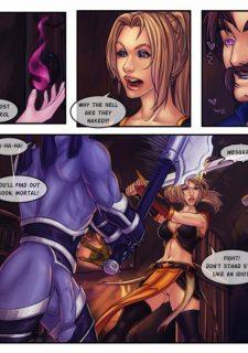 Booty Hunters- World of Warcraft image 14