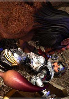 Bretonnia Knight- Manticore- Mongo Bongo image 5