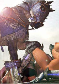 Bretonnia Knight- Manticore- Mongo Bongo image 34