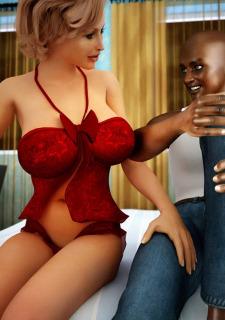 Brutal Interracial -3D Monster Hardcore image 06