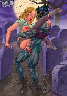 Buffy- Cartoon Reality image 21
