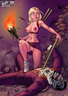 Buffy- Cartoon Reality image 26