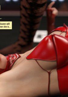 Bunny Markes Vs Queen Cobra- Squarepeg3D image 22