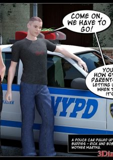 Busted-The Picnic,IncestChronicles3D image 05