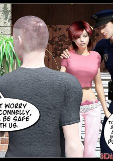 Busted-The Picnic,IncestChronicles3D image 07