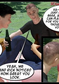 Busted-The Picnic,IncestChronicles3D image 12