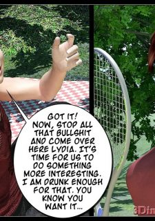 Busted-The Picnic,IncestChronicles3D image 15