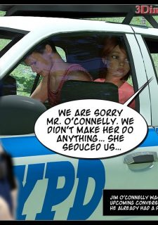Busted-The Picnic,IncestChronicles3D image 55