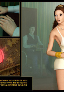 The Call Girl 3dBDSMdungeon image 08