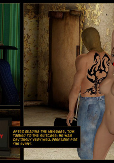 The Call Girl 3dBDSMdungeon image 16