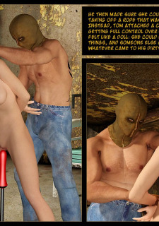 The Call Girl 3dBDSMdungeon image 23