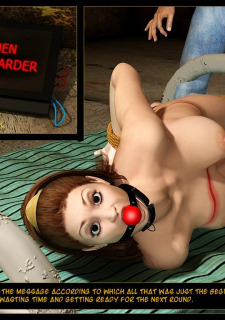 The Call Girl 3dBDSMdungeon image 33