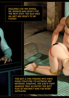 The Call Girl 3dBDSMdungeon image 41