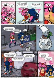 Can't Wait- Sonic the hedgehog porn comics 8 muses