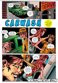 Car Wash- Rick Wolf image 2