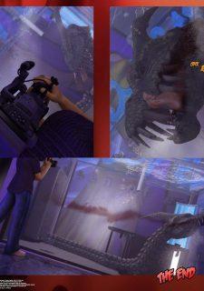 Carey – Underwater terror porn comics 8 muses