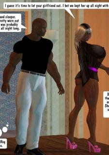 Caribe & Paul- Regine & Eduardo (Entropy) porn comics 8 muses