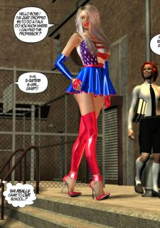 The case of the shrinking Superbgirl – 01 image 09
