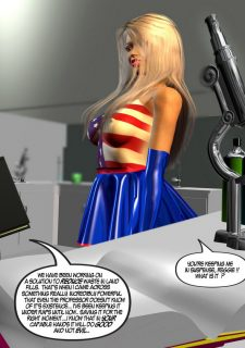 The case of the shrinking Superbgirl – 01 image 17