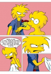 Charming Sister – The Simpsons image 08