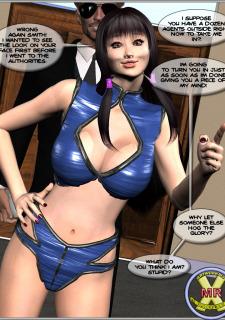 Chinese Agent Kekko image 03