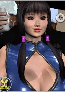 Chinese Agent Kekko image 05