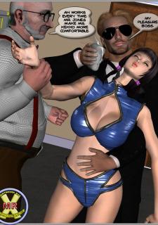 Chinese Agent Kekko image 10