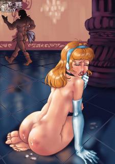 Cinderella- Cartoon Reality porn comics 8 muses