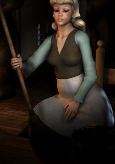Cinderella Fuck- Pixelme image 2