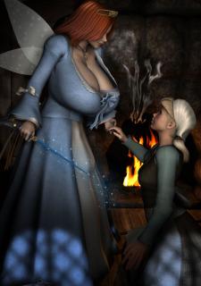 Cinderella Fuck- Pixelme image 4